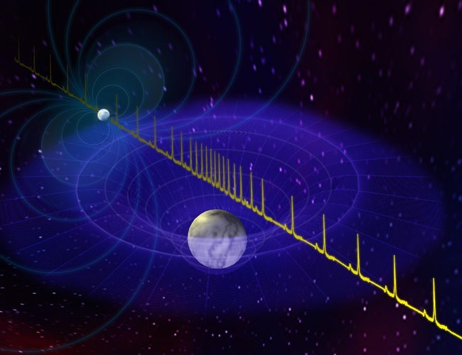 Sterrenkundigen ontdekken record-neutronenster