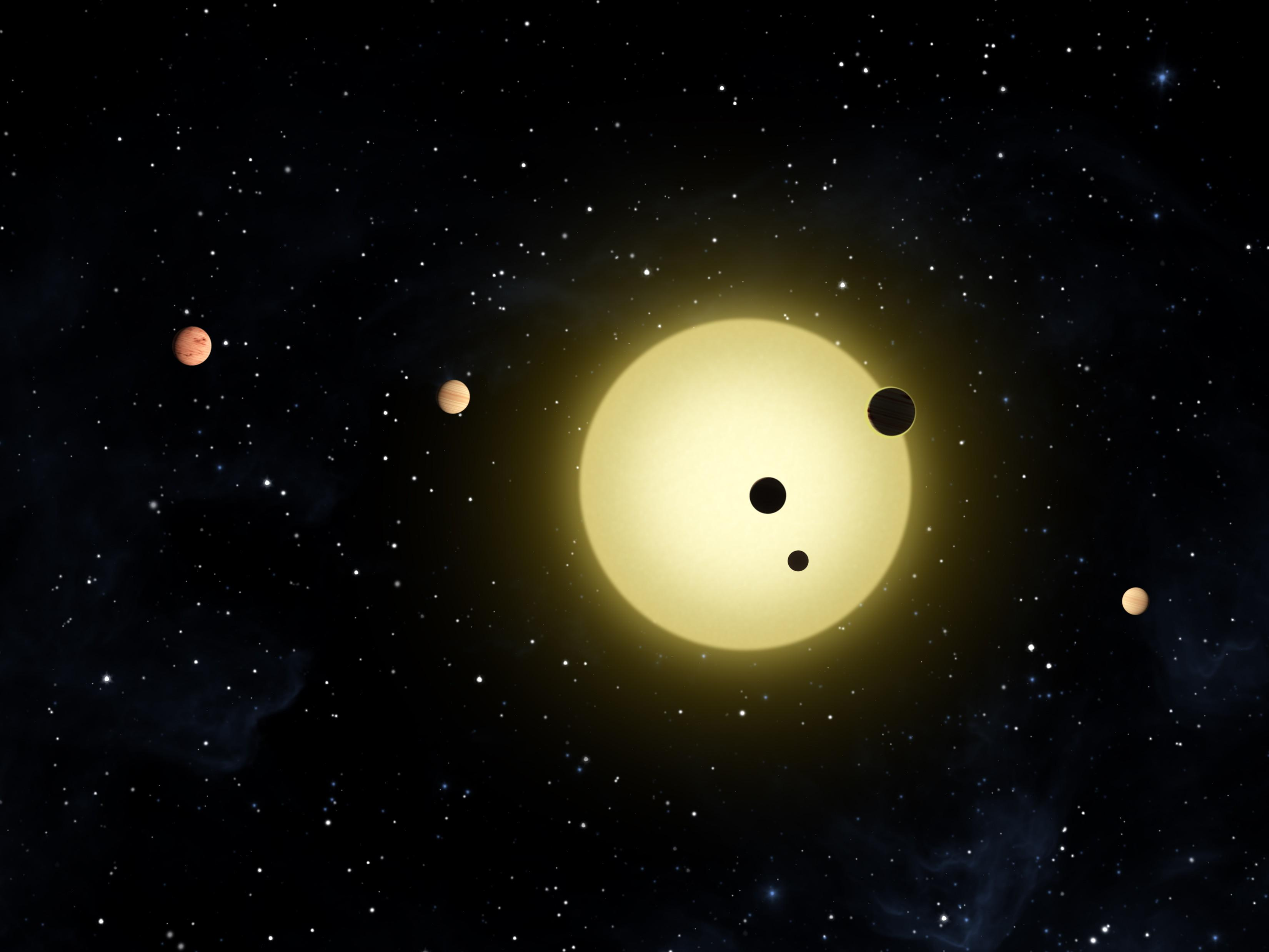 Vrijdag lezing bij Huygens over planeten bij andere sterren